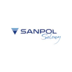 Projekt łazienki poznań - Sanpol