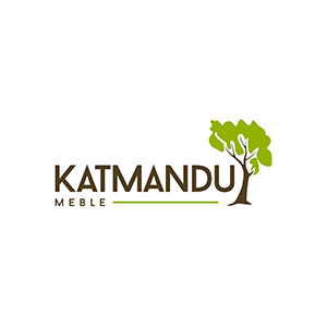 Witryna do salonu - Meble Katmandu